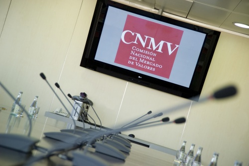 Image of Imagen corporativa de la CNMV (new window will open)